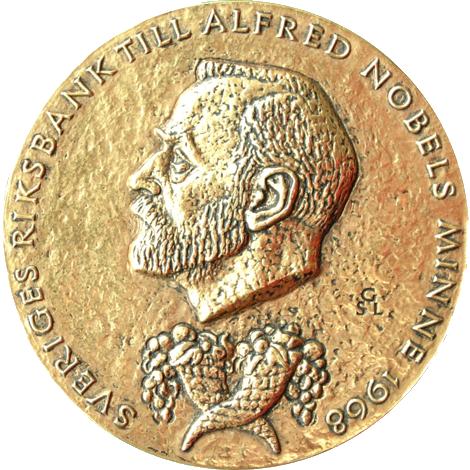 New presentation: Nobel prize laureate Jan Tinbergen and his medals