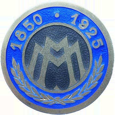 75 jaar Maatschappij Montijn 1850-1925